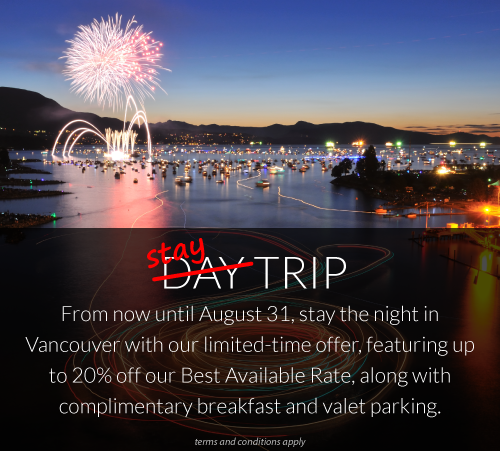 Luxury Boutique Downtown Vancouver Hotel | Wedgewood Hotel & Spa