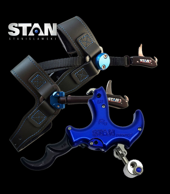 Stan PerfeX Resistance Release Large 3 or 4 Finger